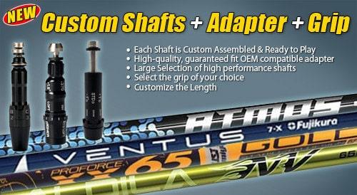 Custom Shafts