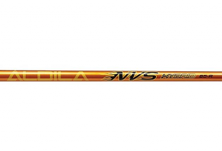 Aldila NVS 85 Orange Hybrid Shaft + Adaptor & Grip