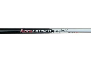 AccuFlex AccuLaunch Hybrid Shaft + Adapter & Grip