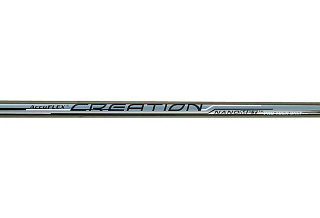 AccuFlex Creation 65 Wood Shaft + Adapter & Grip