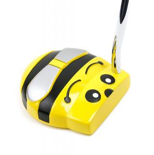 Custom-Built Intech Bumble Bee Mallet Putter RH