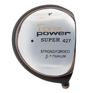 Tiger Power Super 427 Titanium Driver Head - RH