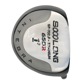 Custom-Built Integra Sooolong 650 Beta Titanium Driver - Black
