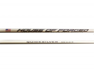 House of Forged Quick Silver Graphite Golf Shaft