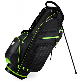 Orlimar SRX 14.9 Golf Stand Bag - Black/Green