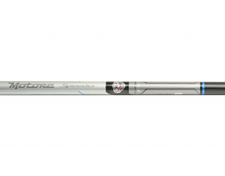"TaylorMade Fujikura Motore Speeder TP 93 0.370"" Hybrid Graphite Shaft"