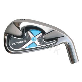 Extreme X2 Blue Iron Heads