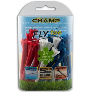 """Champ Zarma FLYTee 2-3/4"""" Golf Tees"""