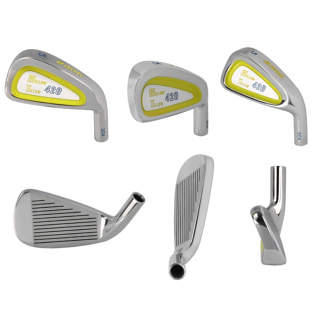 Bang Golf Mellow Yellow Iron Heads