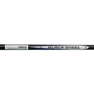 Apollo Black Steel Stepless