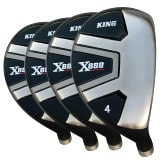 Built King X888 Hybrid 4-Club Graphite Set