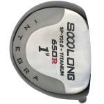 Integra SoooLong 650 Titanium Driver Head - Black