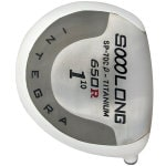 Custom-Built Integra Sooolong 650 Beta Titanium Driver - White