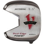 Integra Flying-V Dual-Edge Titanium Driver Head