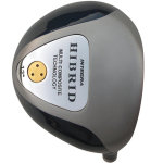 Built Integra Hibrid Titanium Driver with Graphite Shaft