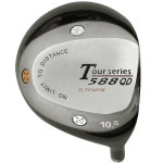 Tour Series 588QD Beta Titanium Driver Head Right Hand