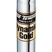 "True Temper Dynamic Gold 0.370"" Parallel Tip Steel Iron Shafts"