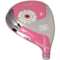 Bang Golf Pink-O-Matic Beta Titanium Fairway Wood Head