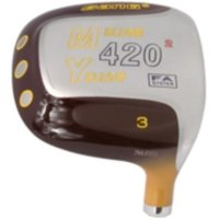Bang Golf Mellow Yellow Square Fairway Wood Heads