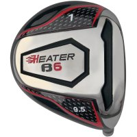 Heater B-6 Cup Face Titanium Driver Head