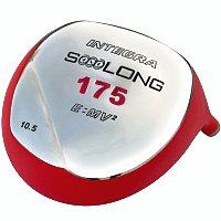 Custom-Built Integra Sooolong 175 Beta Titanium Driver - Red
