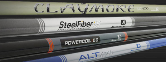 AeroTech Golf Shafts